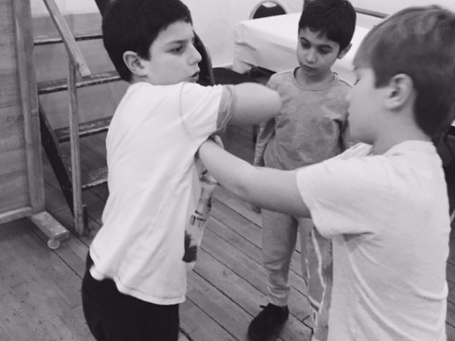 Krav Maga KAMA System - Cours enfants et ados