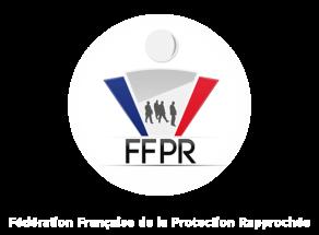 Logo Fédération Française de la Protection Rapprochée - Krav Maga Auto Défense Système - Paris